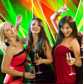 Party Girls for Night Out Bangalore