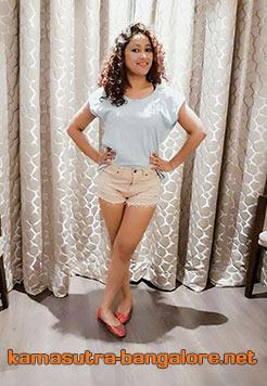 Ritika independent escort service in bangalore