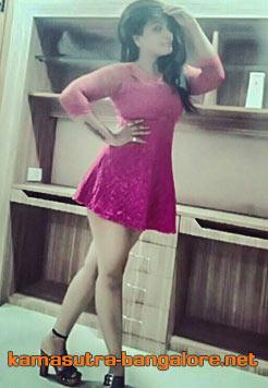 Riddhi female escort service in bangalore